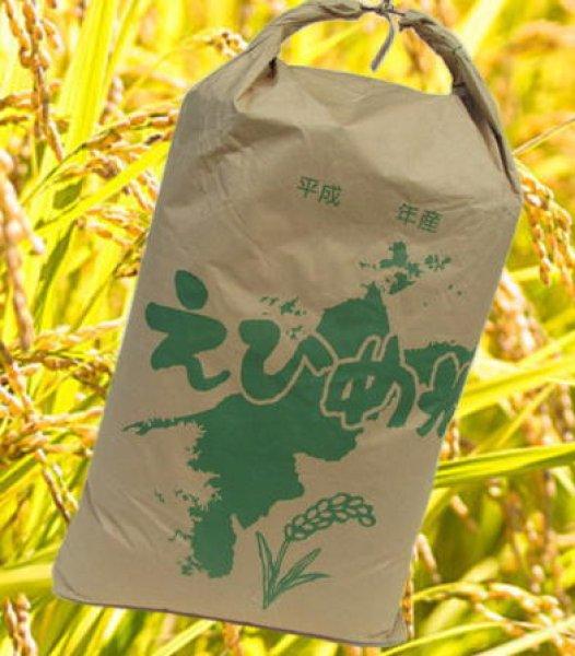 画像1: NEW!愛ある愛媛の旨い米 30kg (ヒノヒカリ) (1)
