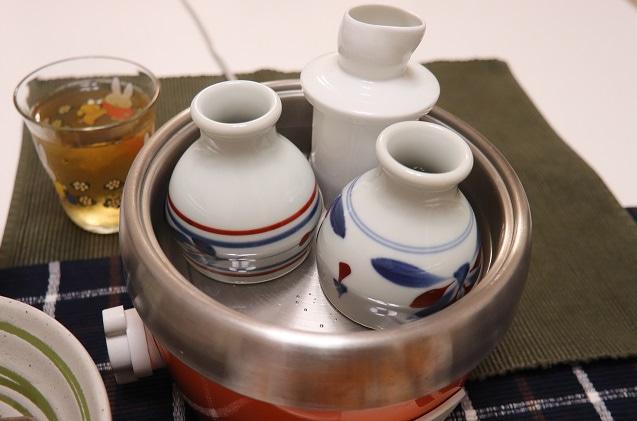 テーブル用ミニ鍋で