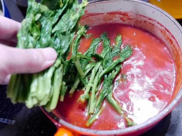 みんな大好きトマトパスタ 3-1