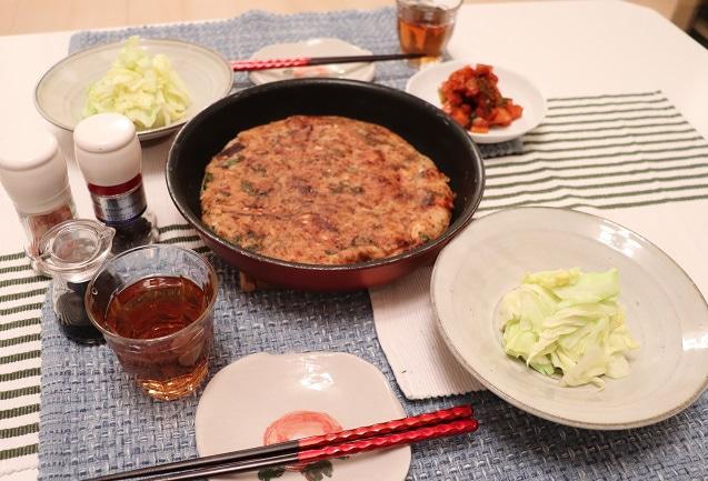 タコ山芋焼き