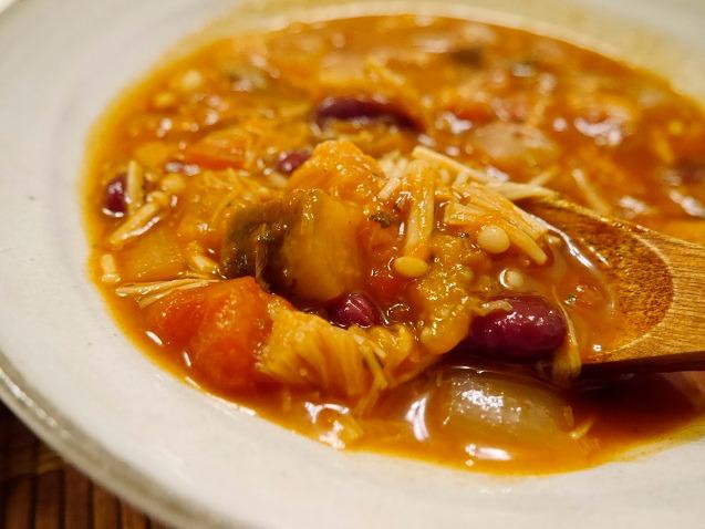 食べるヘルシースープ