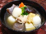 だしパックを使用した愛媛の郷土料理・いも炊きのレシピ画像